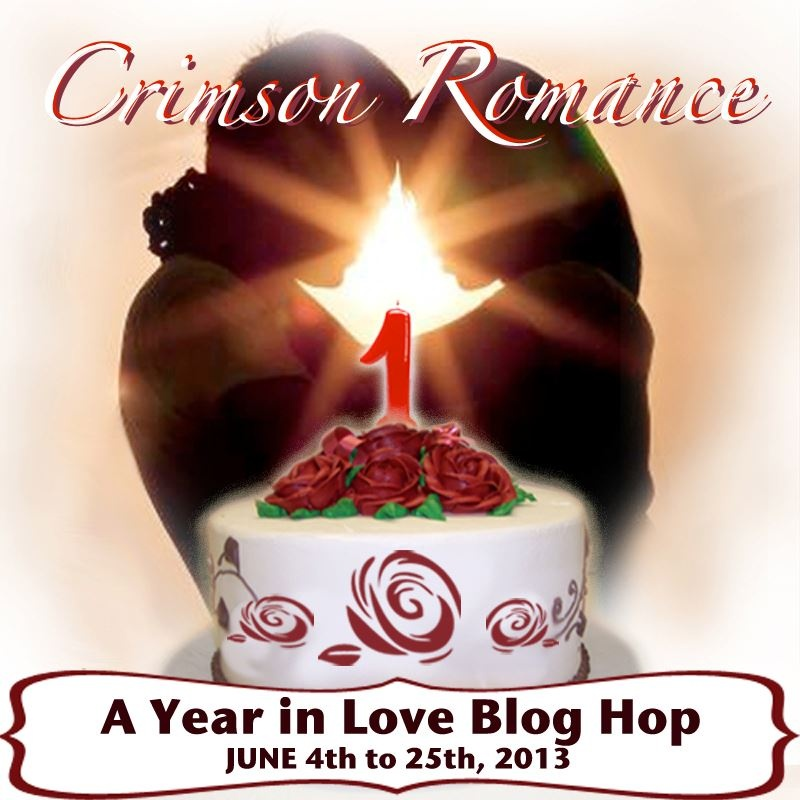 Crimson Romance: A Year In Love Blog Hop June 4-25