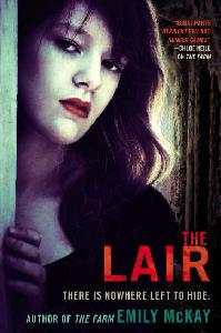The Lair - Young Adult Vampire Fiction by Emily McKay