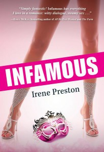 Infamous Romance Book Cover