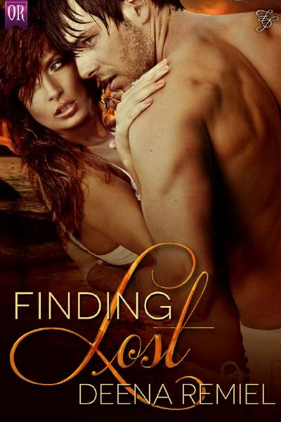 Finding Lost Cover - Romantic Suspense by Deena Remiel
