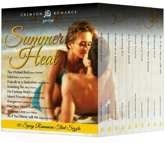 Summer Heat: 10 Spicy Romances for $0.99