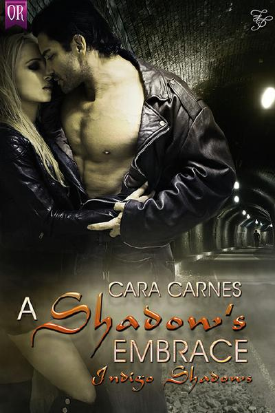 A Shadow's Embrace by Cara Carnes Book Cover Paranormal Romance