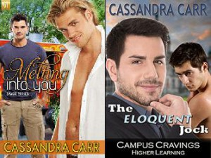 Win 2 Free M/M Romances By Cassandra Carr