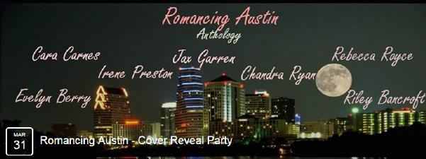 Romancing Austin Cover Reveal Party
