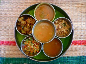 Curry condiments - image courtesy of Pixabay