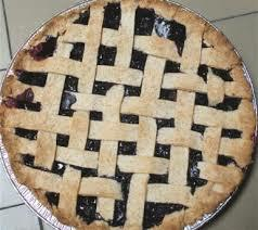Lauren Linwood's Blueberry Pie
