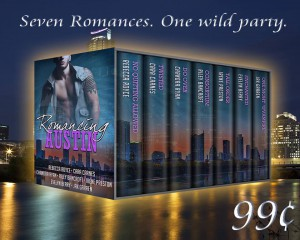 Romancing Austin Box Set is 99 cents for a limited time