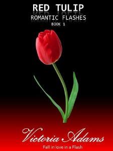 Red Tulip by Victoria Adams