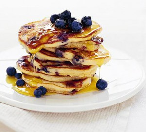 Fluffy Pancake Recipe by Daryl Devore