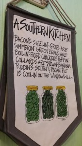 Southern Kitchen Sign