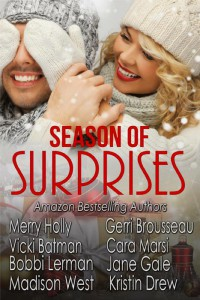 Season of Surprises by Vicki Batman and other bestselling Amazon Authors