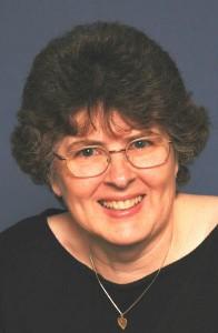 Author Irene Vartanoff