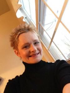 Author Rebecca Neely
