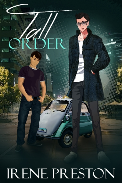 Book Cover: Tall Order by Irene Preston