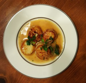 Kelly Jensen's Sweetheart Scallops