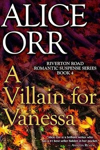 A Villain for Vanessa by Alice Orr - Romance Novel