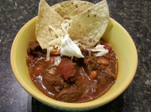 Bunkhouse Chili Recipe by Kelli Jensen