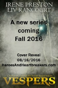 Vespers - Available for pre-order August 16