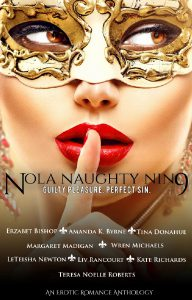 Nola Naughty 9 Anthology including Change of Heart by Liv Rancourt