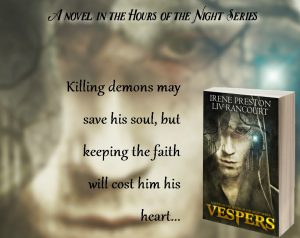 Vespers by Irene Preston and Liv Rancourt