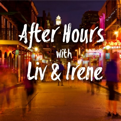 Join Liv & Irene After Hours on Facebook